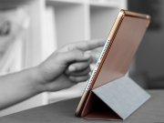 خرید اینترنتی کیف چرمی Apple iPad Air 2 مارک Rock