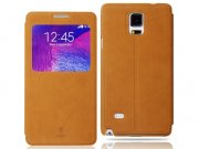 فروش آنلاین کیف چرمی Samsung Galaxy Note 4 مارک Baseus