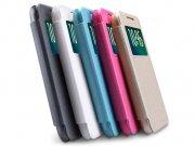 خرید عمده کیف چرمی HTC Desire 510 مارک Nillkin