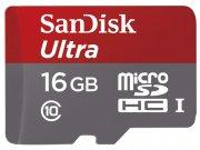 خرید اینترنتی رم میکرو اس دی 16 گیگابایت SanDisk Class 10 320X