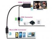 خرید آنلاین کابل MHL مخصوص گوشی های سامسونگ