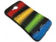 خرید عمده قاب محافظ Huawei Honor 3X مدل رنگی مارک iFace