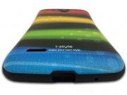 خرید پستی قاب محافظ Huawei Honor 3X مدل رنگی مارک iFace