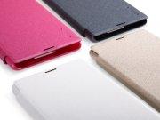 خرید اینترنتی کیف چرمی Sony Xperia E3 مارک Nillkin
