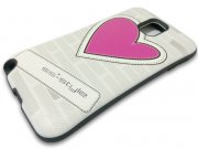 خرید اینترنتی قاب محافظ Samsung Galaxy Note 3 Neo مدل قلب مارک iFace
