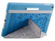خرید اینترنتی کیف چرمی Apple iPad Air مارک Ozaki مدل iCoat Sydney