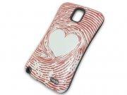 خرید اینترنتی قای محافظ Samsung Galaxy Note 3 مدل قلب مارک iFace
