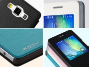 خرید اینترنتی کیف چرمی Samsung Galaxy A5 مارک Rock