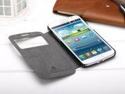 خرید پستی کیف چرمی Samsung Galaxy Grand 2 مارک Rock