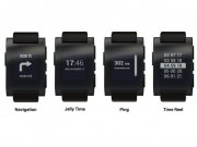 ساعت Pebble smart whatch
