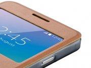 فروش کلی کیف چرمی Samsung Galaxy Alpha مارک Baseus