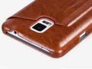 قیمت کیف چرمی Samsung Galaxy Note 4 مارک Hoco