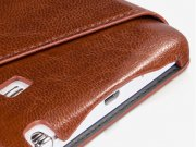 فروش عمده کیف چرمی Samsung Galaxy Note 4 مارک Hoco