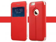 فروش اینترنتی کیف چرمی مدل01 Apple iphone 6 مارک Totu