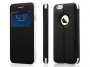 فروش عمده کیف چرمی مدل01 Apple iphone 6 مارک Totu