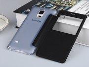 فروش اینترنتی کیف چرمی Samsung Galaxy Note 4 مدل01 مارک Baseus