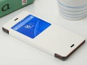 خرید اینترنتی کیف چرمی مدل01 Sony Xperia Z3 مارک Baseus