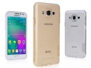 خرید عمده محافظ ژله ای Samsung Galaxy A3 مارک Nillkin