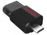 فلش مموری سندیسک SanDisk Ultra Dual USB 32GB