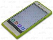 فروشگاه اینترنتی محافظ ژله ای رنگی Huawei Ascend P6