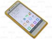 خرید پستی محافظ ژله ای رنگی Huawei Ascend P6