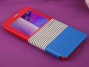 فروشگاه اینترنتی کیف چرمی Samsung Galaxy Note 4 مارک Baseus مدل EDEN