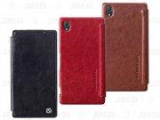 خرید عمده کیف چرمی Sony Xperia Z2 مارک Hoco