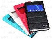 فروش عمده کیف چرمی04 Sony Xperia Z2 مارک Rock