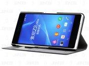 خرید پستی کیف چرمی04 Sony Xperia Z2 مارک Rock