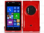خرید عمده محافظ ژله ای رنگی Nokia Lumia 1020