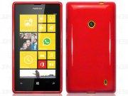 محافظ ژله ای رنگی Nokia Lumia 520/525