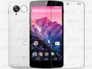 محافظ صفحه نمایش LG Google Nexus 5 مارک Nillkin