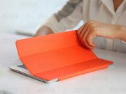 کیف چرمی مدل01 Apple iPad Air 2 مارک Rock