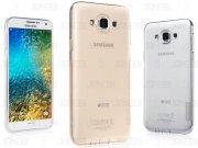 محافظ ژله ای Samsung Galaxy E7 مارک Nillkin