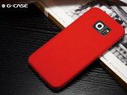 قاب قرمز برای گوشی Samsung Galaxy S6 Edge