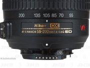 خرید لنز دوربین Nikon 55-200mm