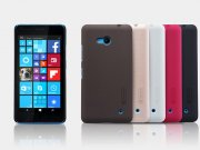 قاب محافظ نیلکین لومیا Nillkin Frosted Shield Case Microsoft Lumia 640