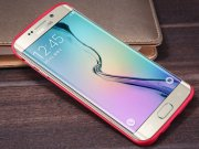 قاب محافظ نیلکین سامسونگ Nillkin Frosted Shield Case Samsung Galaxy S6 Edge
