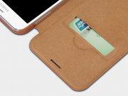 کیف چرمی نیلکین سامسونگ Nillkin Qin Leather Case Samsung Galaxy E7