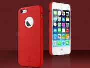 قاب محافظ چرمی Apple iphone 5/5S مارک Baseus