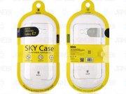 قاب محافظ شیشه ای بیسوس سامسونگ Baseus Sky Case Samsung Galaxy E7