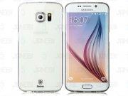 قاب محافظ شیشه ای Samsung Galaxy S6 Edge مارک Baseus
