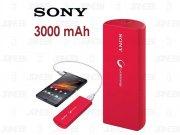 پاور بانک 3000 میلی آمپر سونی Sony CPV3A
