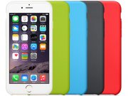 قاب سیلیکونی Apple iPhone 6 Silicone Cover