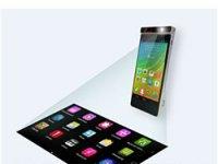 لنوو گوشی دارای پروژکتور خود را رونمایی کرد