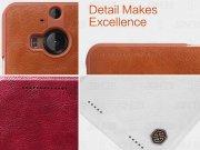 کیف چرمی نیلکین اچ تی سی Nillkin Qin Leather Case HTC One M9 Plus