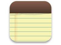 متحول شدن برنامه Note اپل در iOS 9