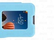 کیف چرمی LG L90-D415 مارک Nillkin