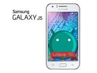 مشخصات Galaxy J5 سامسونگ لو رفت