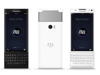 BlackBerry Venice تا پایان سال میلادی عرضه خواهد شد